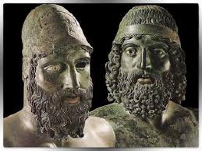 Art and technology: the reproduction of the Riace Bronzes
